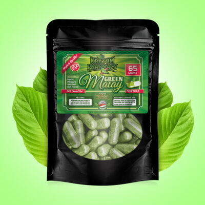 Green Malay - 65 count