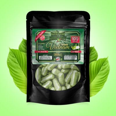Green Vietnam - 100 Capsules