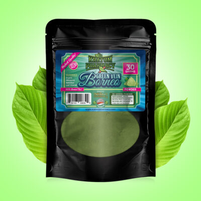 Green Borneo - 30 gram powder