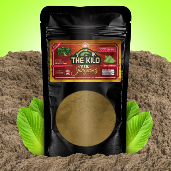 Red Jongkong - 1000 gram powder
