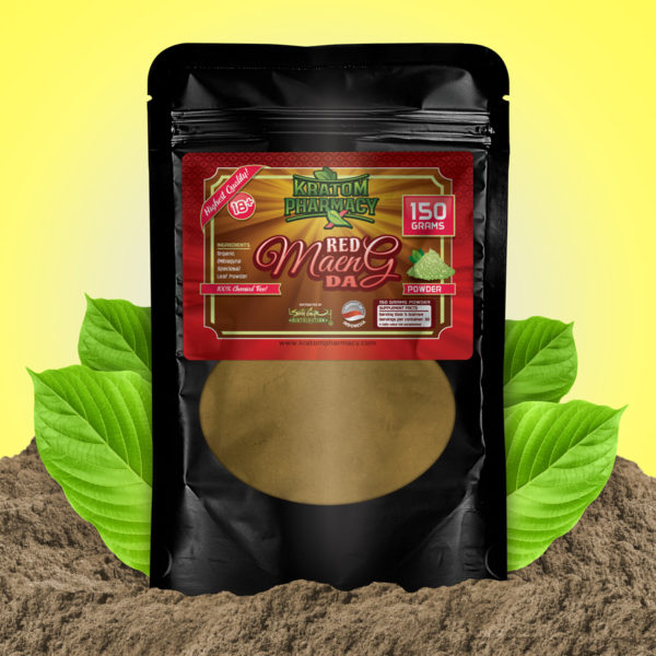 Red Maeng Da - 150 gram powder