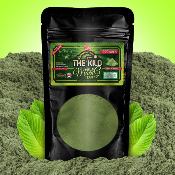 Green Maeng Da - 1000 gram