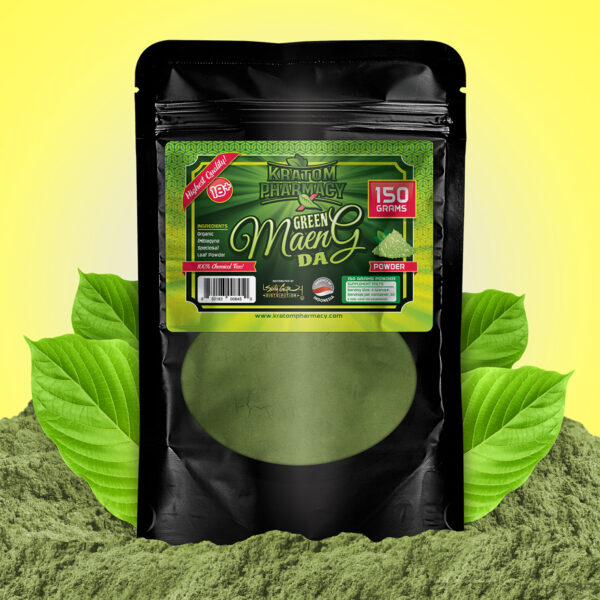 Green Maeng Da - 150 gram powder