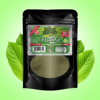 White Maeng Da - 30 gram