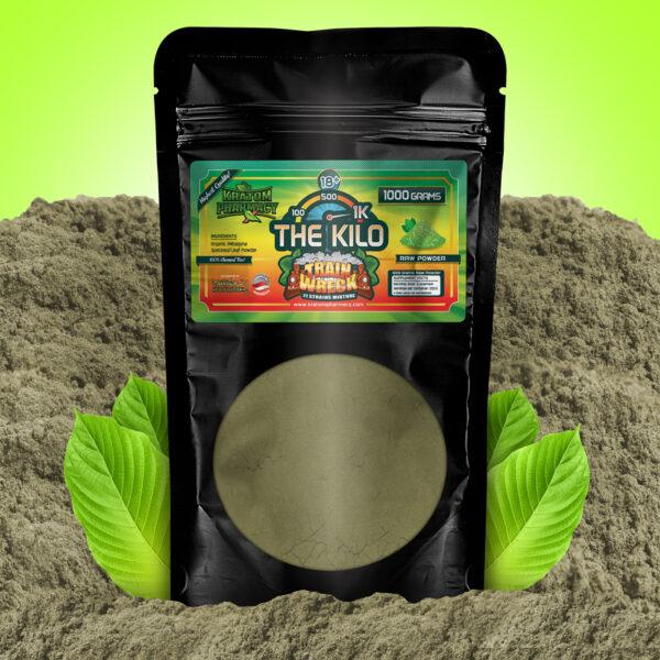 Train Wreck - 1000 gram powder