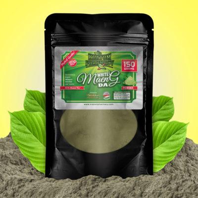 White Maeng Da - 150 gram powder