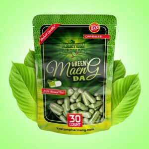 Green Maeng Da - 30 count
