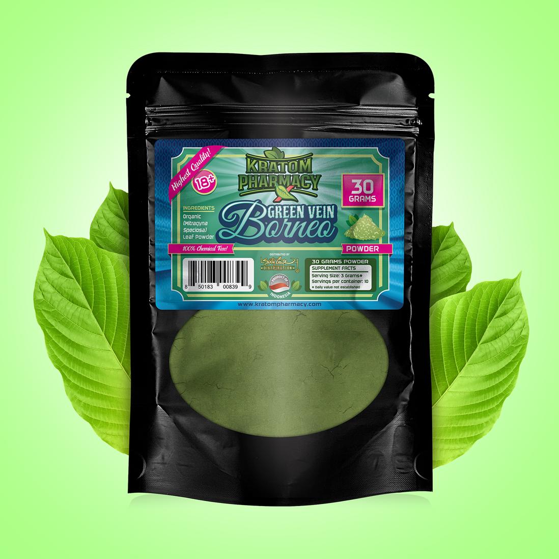 Green Borneo - 30 Powder