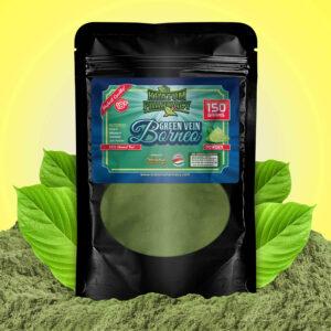 Green Borneo - 150 Gram Powder