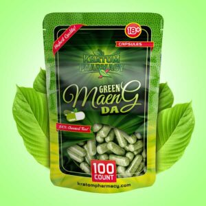 Green Maeng Da - 100 count