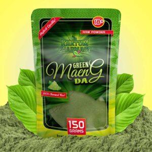 Green Maeng Da Kratom Strain - 150 gram