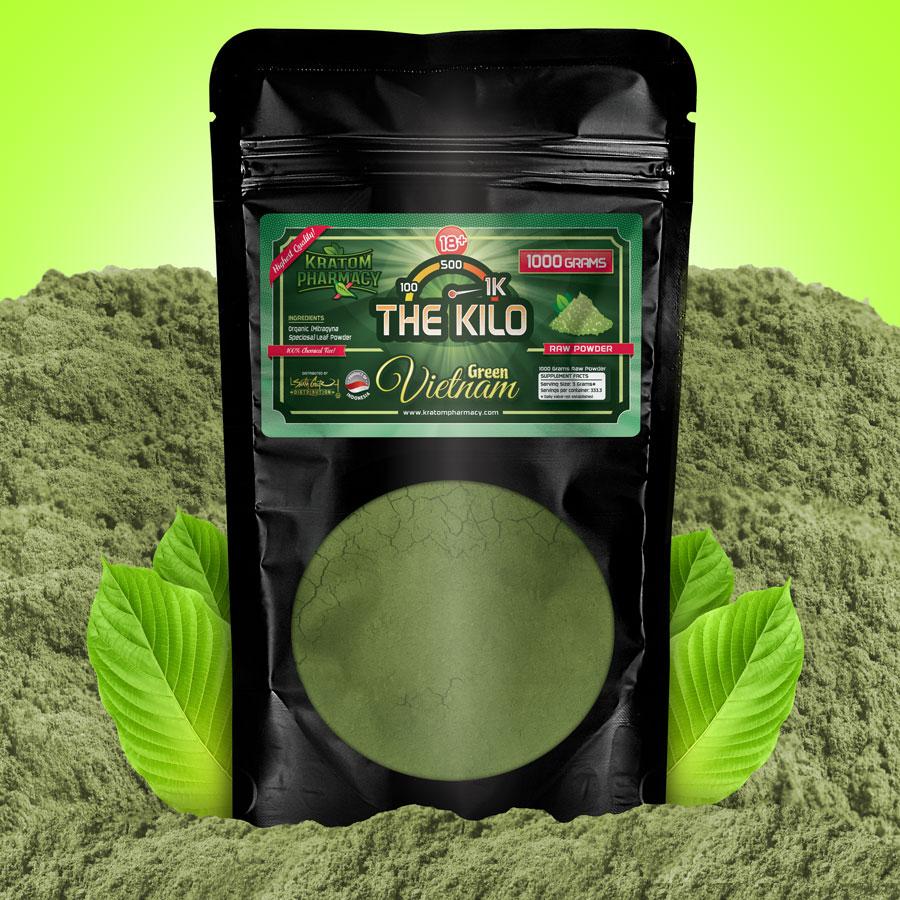 Green Vietnam - 1000 Gram