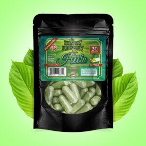 Green Hulu - 30 Capsules