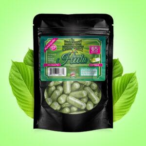 Green Hulu - 65 Capsules