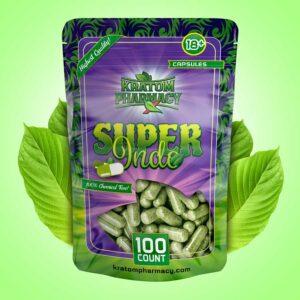 Super Indo capsules - 100 count