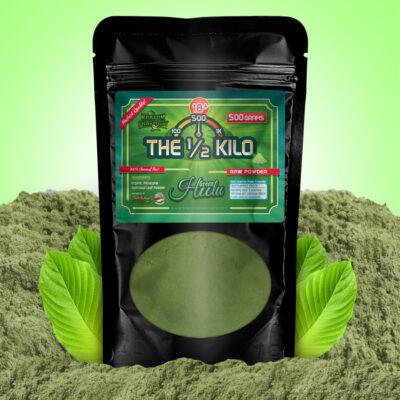 Green Hulu - 500 gram